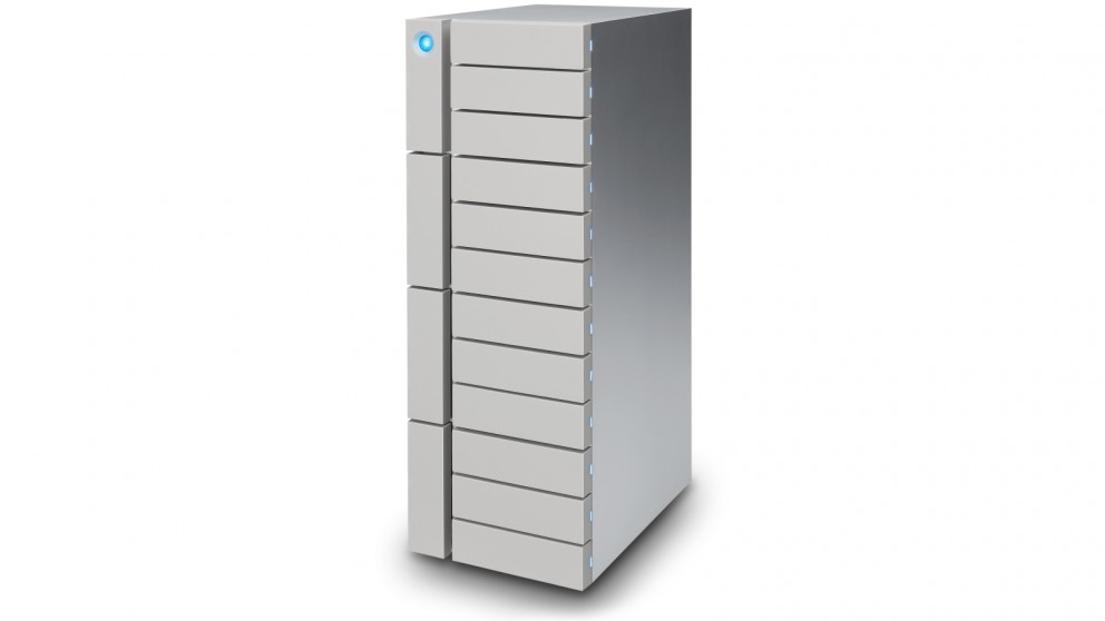 LaCie 12big Thunderbolt 3 48TB 12-Bay Desktop Raid Storage