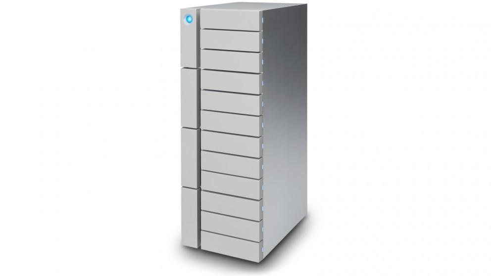 LaCie 12big Thunderbolt 3 72TB 12-Bay Desktop RAID Storage