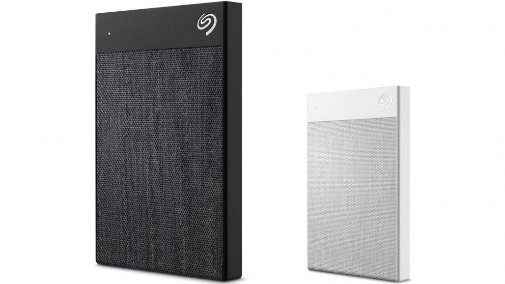 Seagate Backup Plus Ultra Touch 2TB Portable Hard Drive