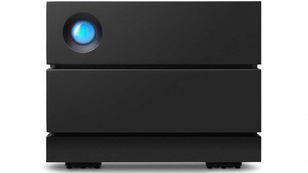 LaCie 2big Raid USB-C 8TB Desktop Raid Storage