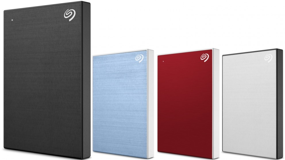 Seagate Backup Plus Slim 2TB Portable Hard Drive