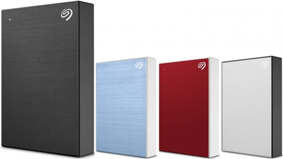 Seagate Backup Plus 4TB Portable Hard Drive