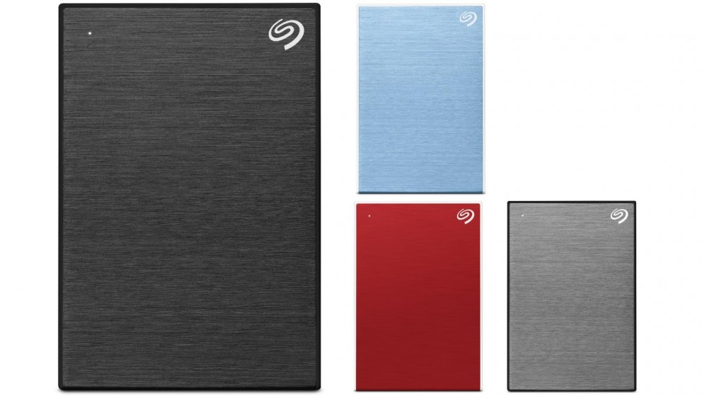Seagate One Touch 4TB Portable Hard Drive