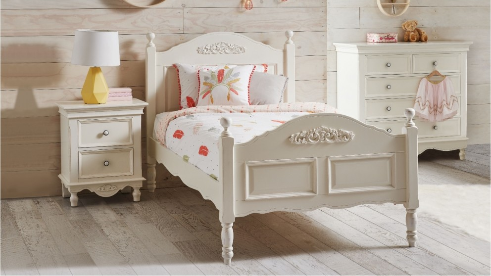 St Louis Bed - King Single