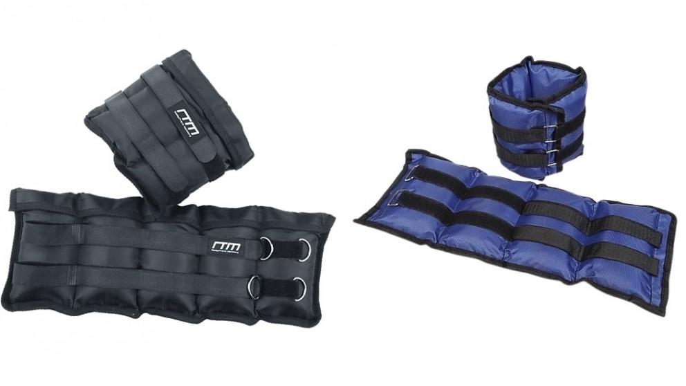 Serrano Adjustable Ankle/Wrist Weight Straps