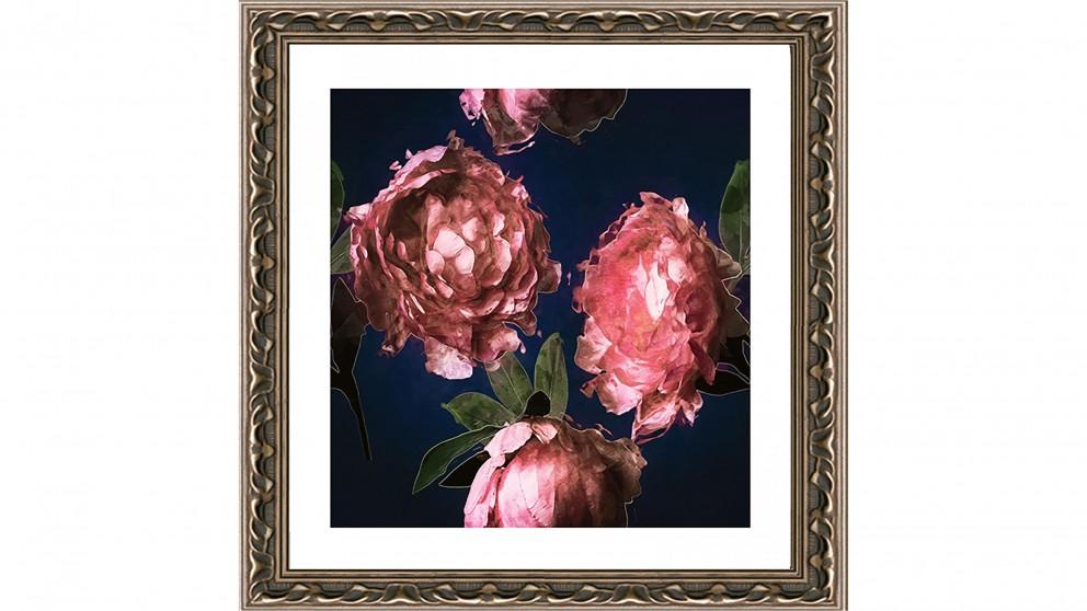 Stately Roses Print