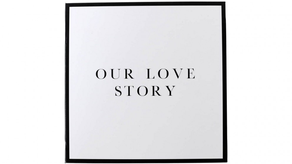 Splosh Our Love Story Book