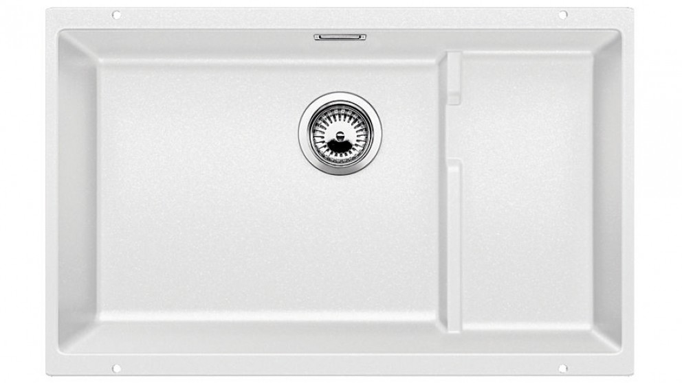 blanco kitchen sinks australia buy blanco silgranit single bowl sink white harvey 4782