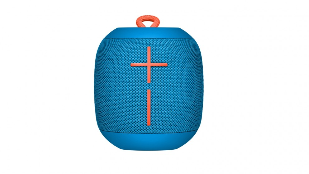 UE Wonderboom Portable Bluetooth Speaker - Subzero Blue