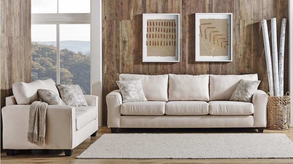 Venice 3 Piece Fabric Recliner Lounge Suite