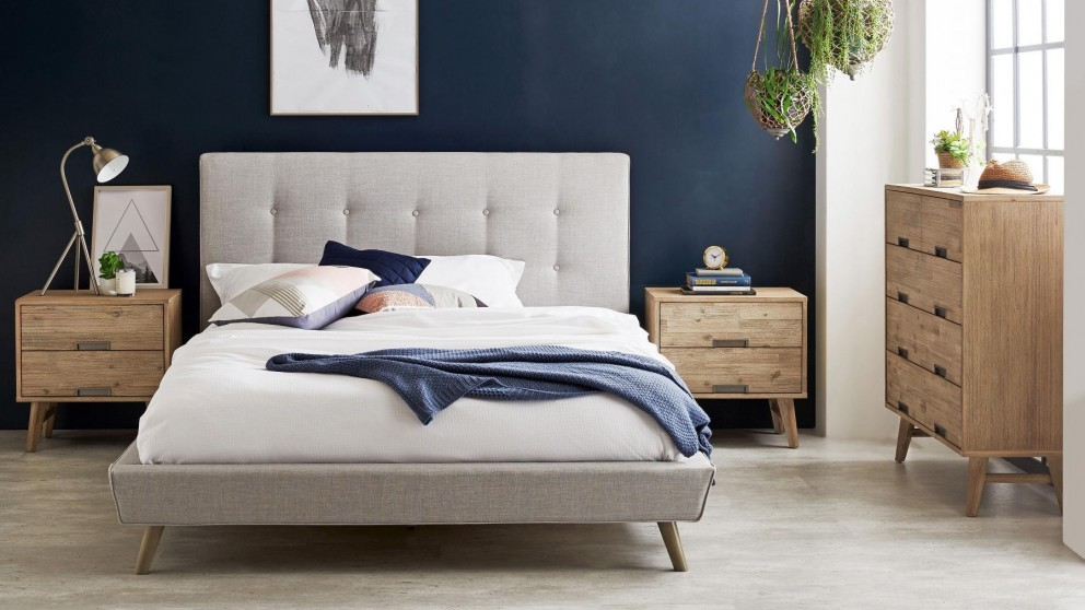 king bedroom suites buy mila 4 king bedroom suite harvey norman au 12034