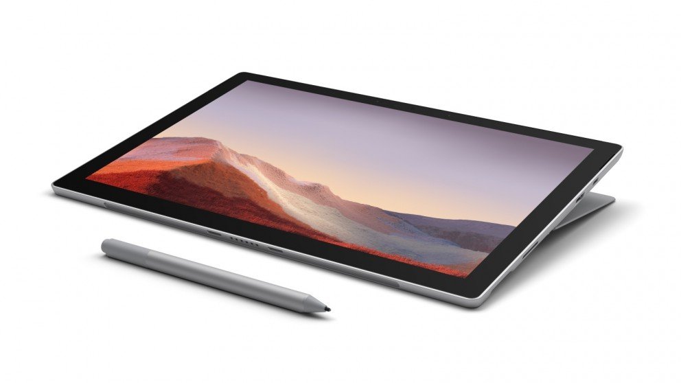 Microsoft Surface Pro 7 12.3-inch i5/8GB/128GB SSD 2 in 1 Device - Platinum