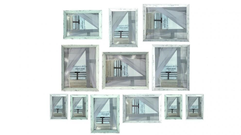 Cooper & Co. Hampton Wall Gallery Photo Frames - 12-Piece