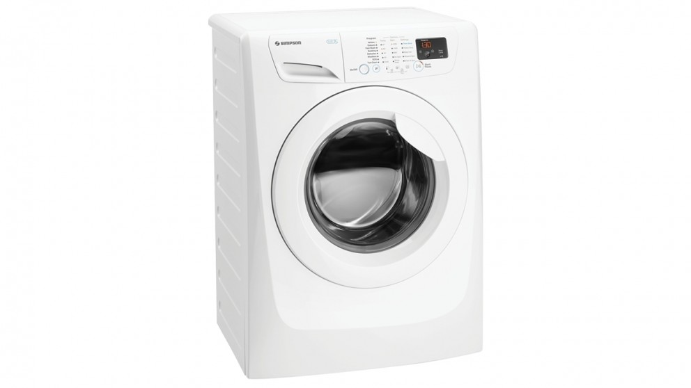 Simpson EZI 7kg Front Loading Washing Machine | Tuggl