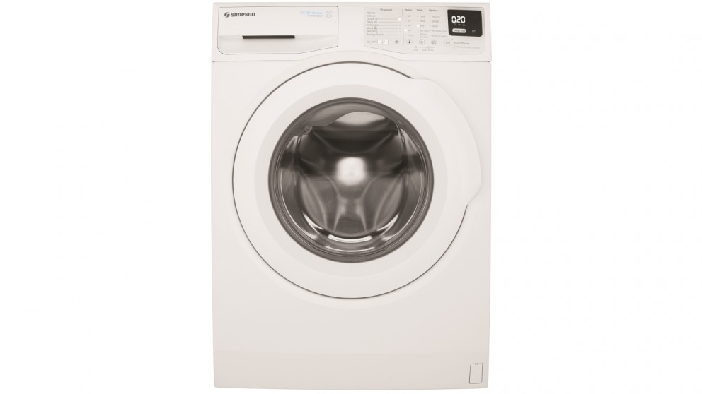 Simpson Ezi Set 7kg Front Load Washing Machine