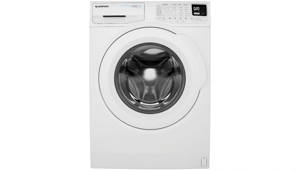 Simpson Ezi Set 8kg Front Load Washing Machine