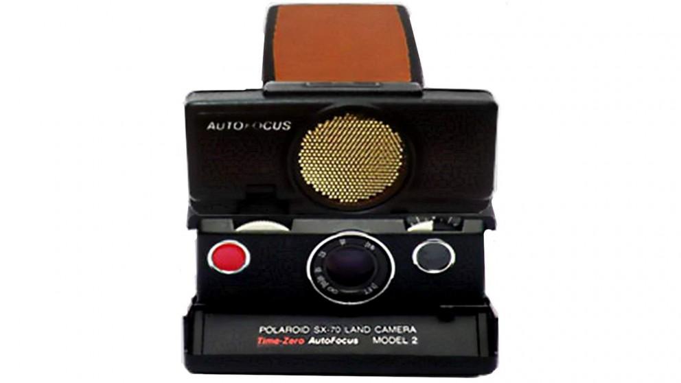 MiNT Polaroid SX-70 Camera with Sonar