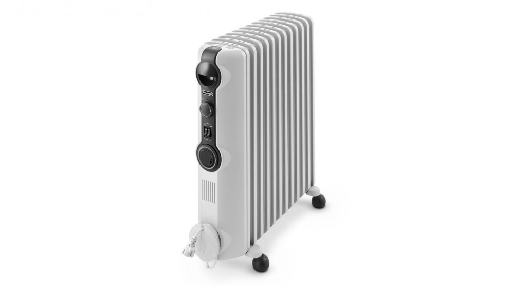 De'Longhi Radia 2400W Oil Column Heater with Timer