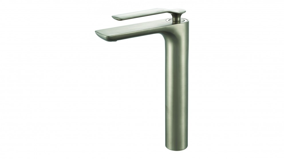 Arcisan Synergii Extended Height Basin Mixer - Satin Nikel PVD