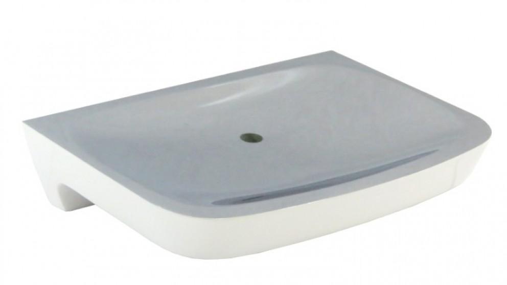 Arcisan Synergii Soap Dish - White/Chrome