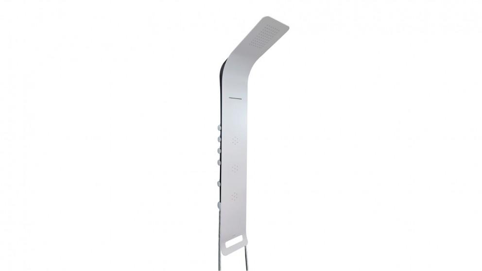 Arcisan Synergii Shower Panel Left Side Operation - White