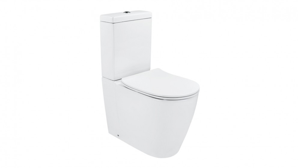 Arcisan Synergii Back to Wall Bottom Inlet with Slim Seat Toilet Suite