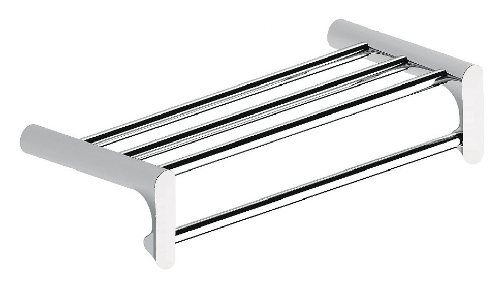 Arcisan Synergii 600mm Towel Rack with Rail