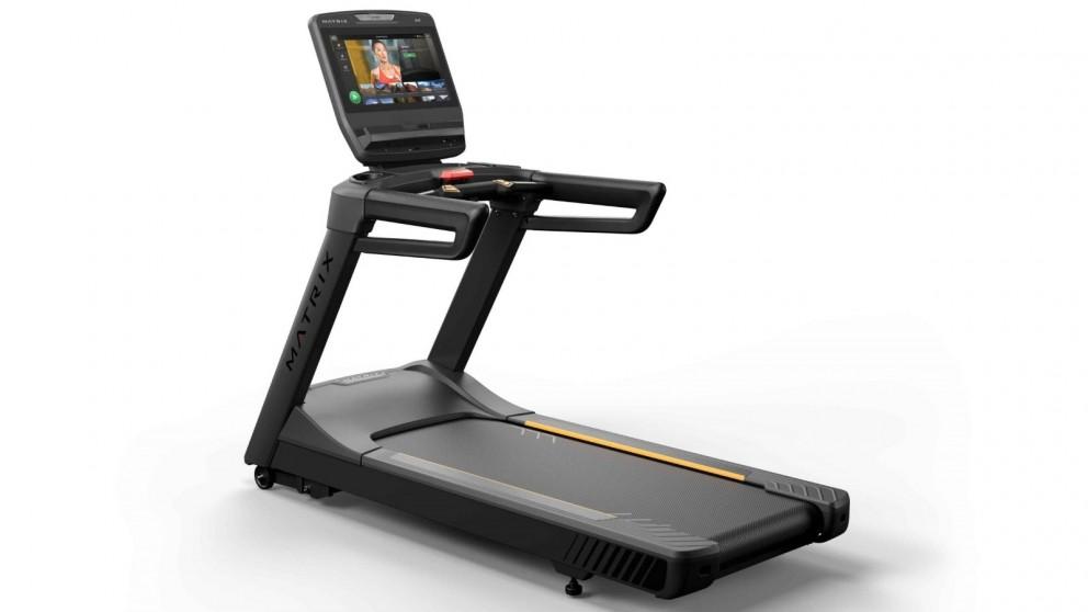 Matrix Endurance Treadmill 220V with TouchXL KM4 (std KM) Console