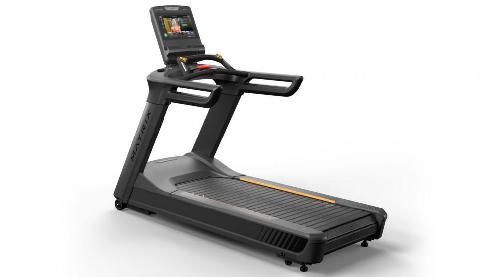 Matrix Performance Plus Treadmill 220V with Touch KM4 (std KM) Console