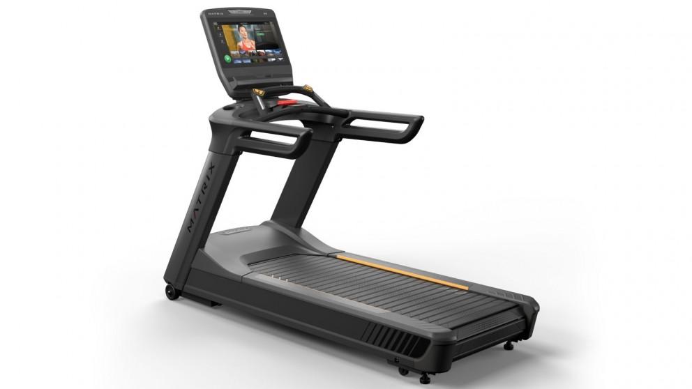 Matrix Performance Plus Treadmill 220V with TouchXL KM4 (std KM) Console