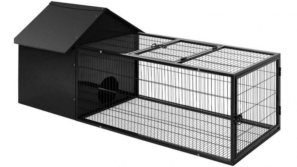 i.Pet Rabbit Cage Outdoor Enclosure