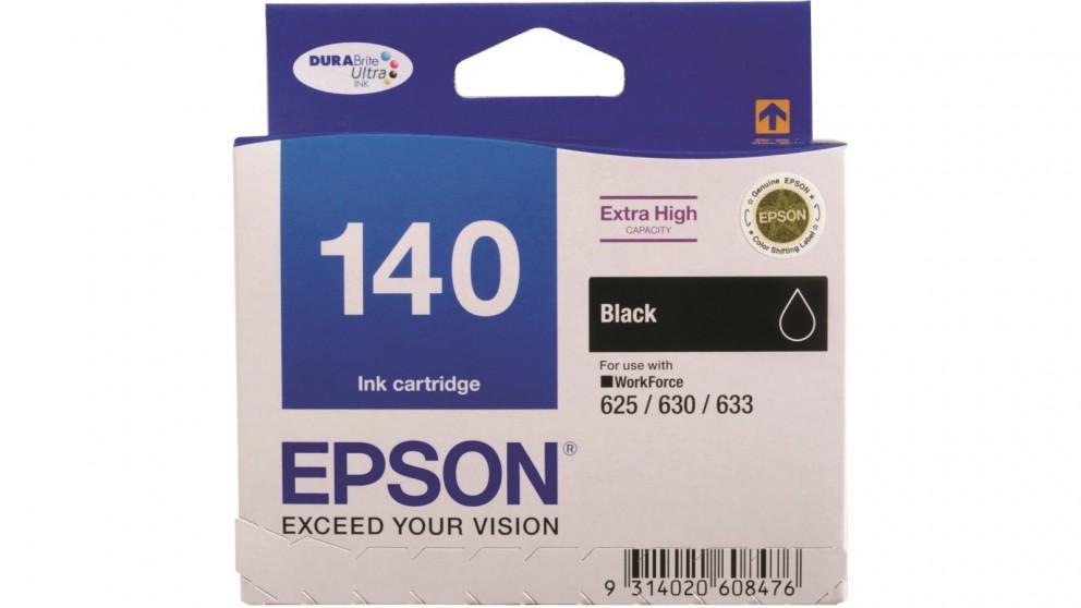 Epson 140 Extra High Capacity Black Ink Cartridge