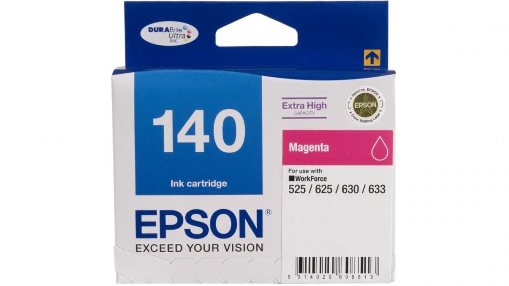 Epson 140 Extra High Capacity Magenta Ink Cartridge