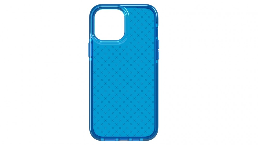 Tech21 EvoCheck Case for iPhone 13 Pro Max - Blue