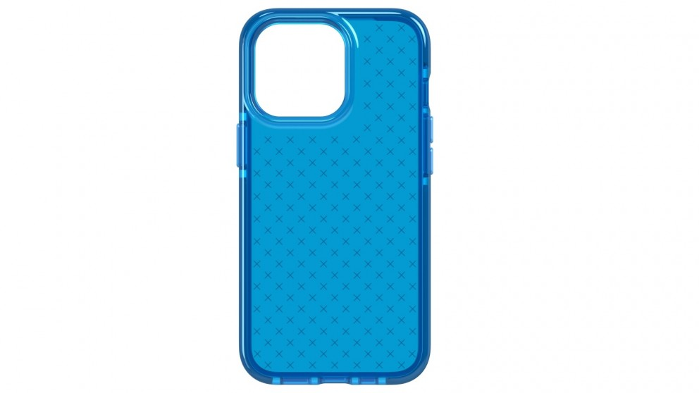 Tech21 EvoCheck Case for iPhone 13 Pro - Blue