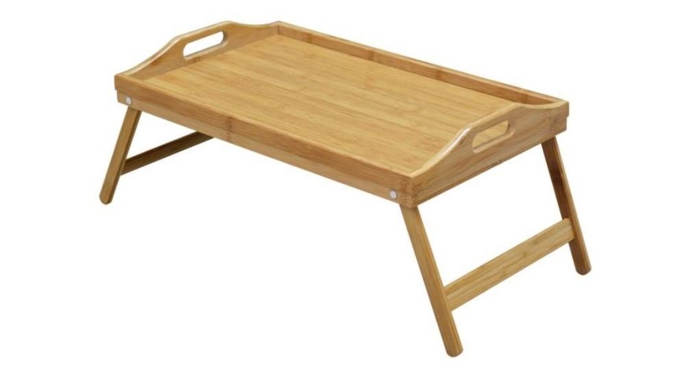 Bamboo Wooden Folding Tea Tray