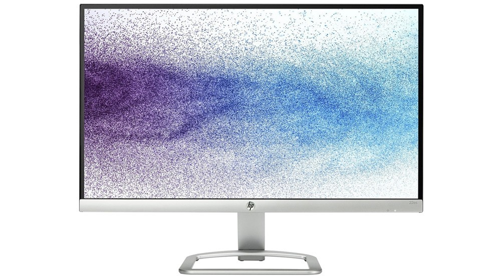 "HP 22"" ES LED Backlit LCD Monitor"