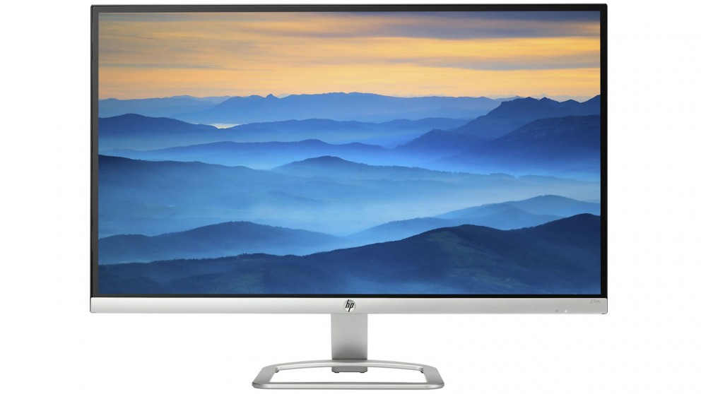 Buy Hp 27 Quot 27es Full Hd Ips Monitor Harvey Norman Au