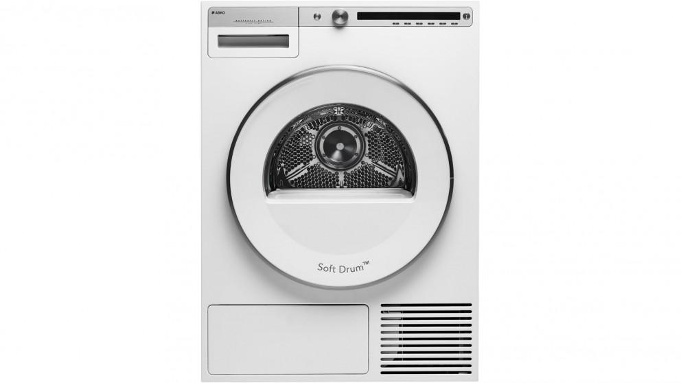 Asko 8kg Logic Heat Pump Dryer - White