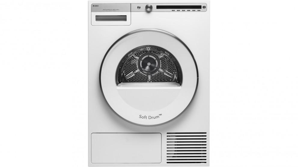 Asko 10kg Logic Heat Pump Dryer - White