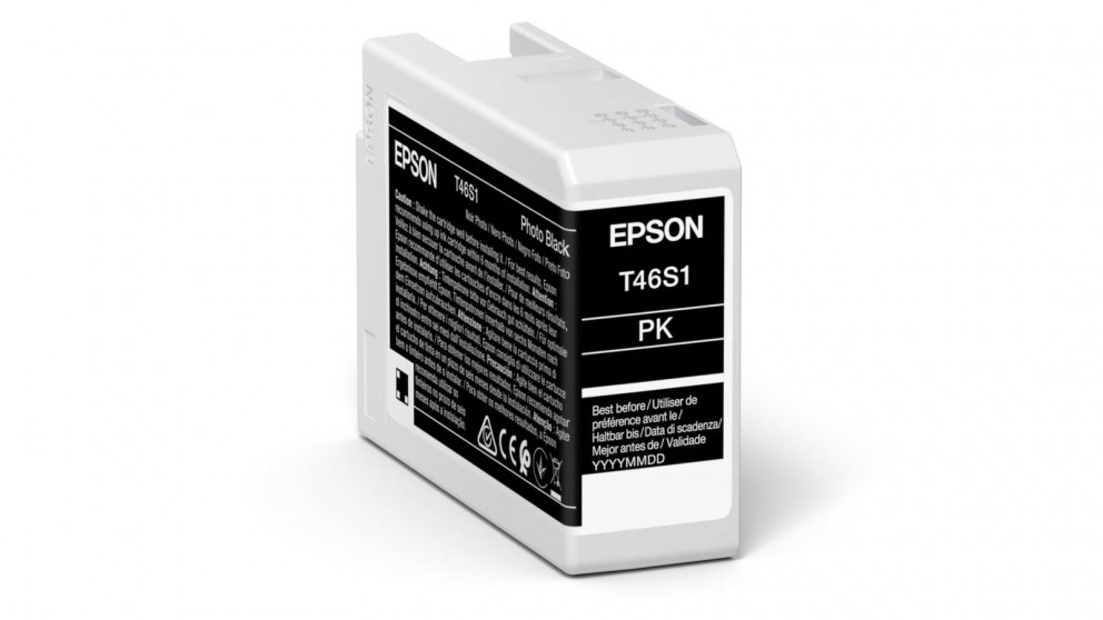 Epson UltraChrome Pro10 Photo Black Ink Cartridge