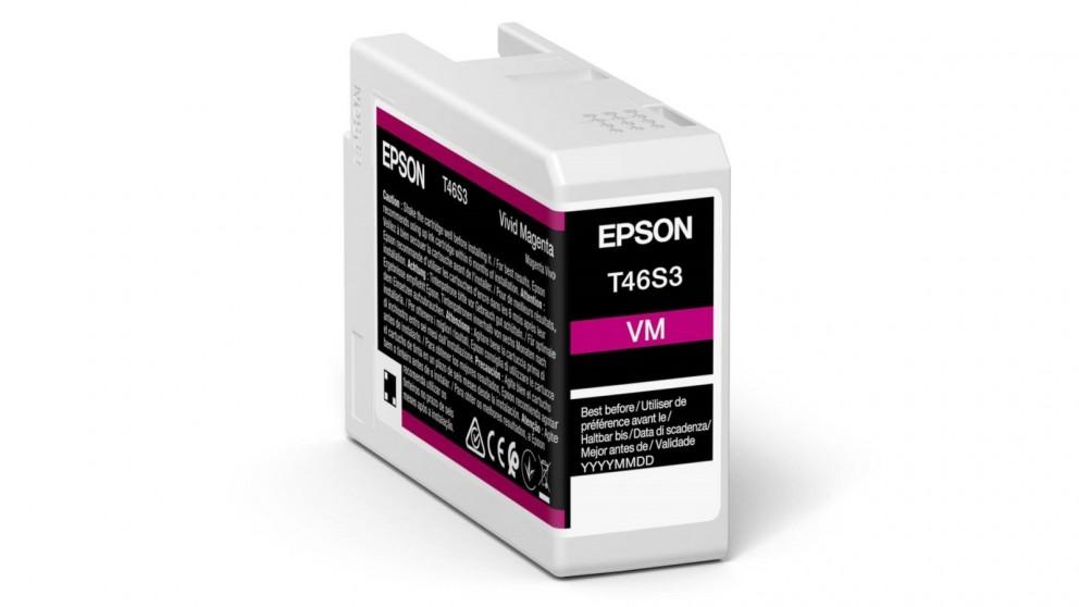 Epson UltraChrome Pro10 Vivid Magenta Ink Cartridge