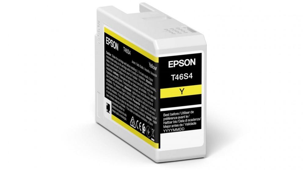 Epson UltraChrome Pro10 Yellow Ink Cartridge