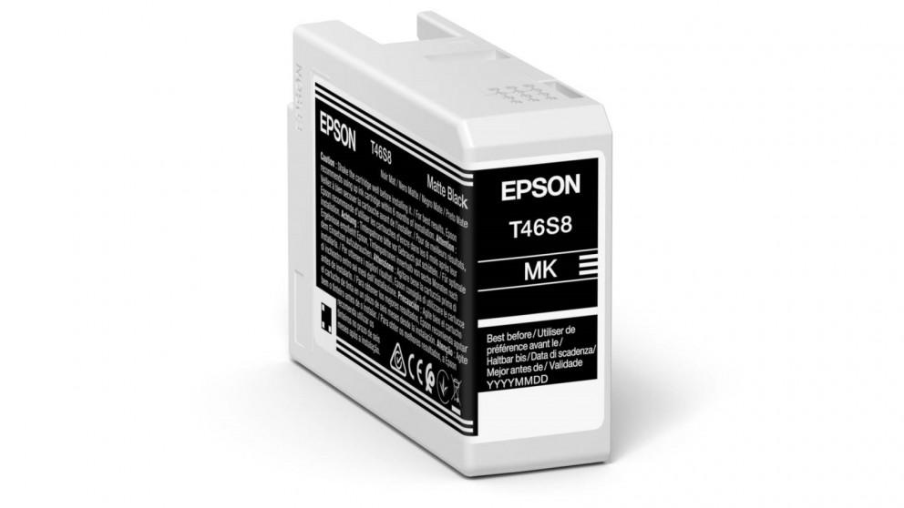 Epson UltraChrome Pro10 Matte Black Ink Cartridge