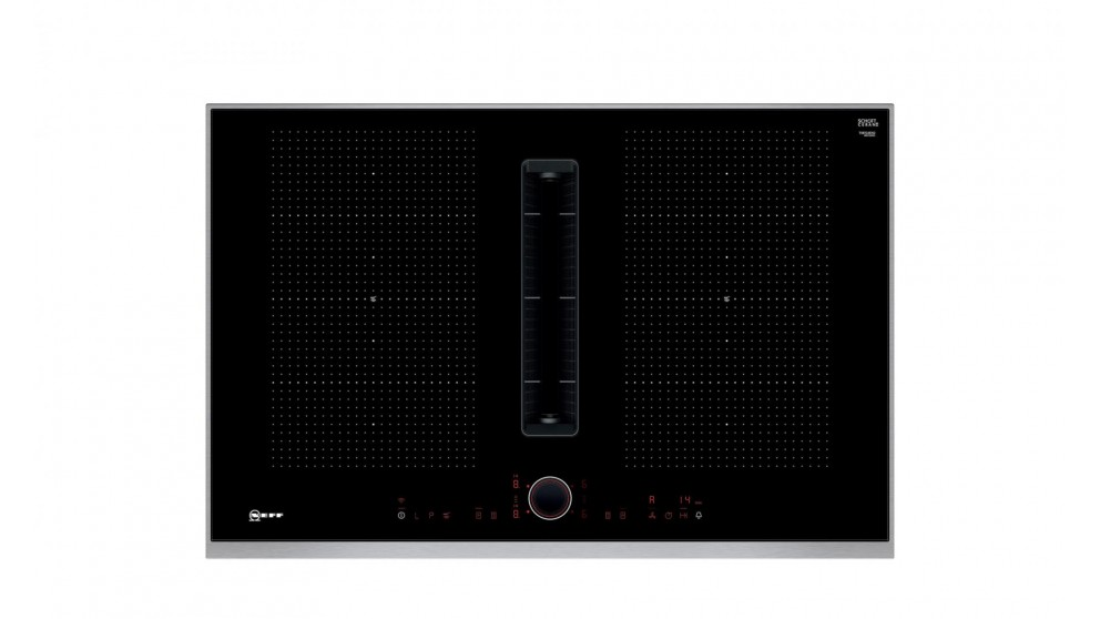 NEFF 800mm N 90 Induction Cooktop with Integrated Ventilation System