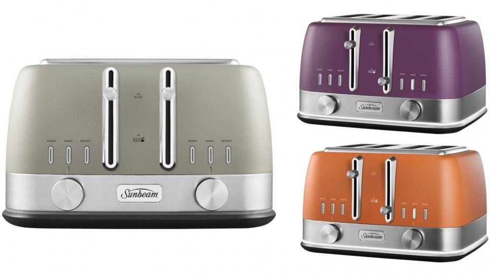 Sunbeam Tribeca 4 Slice Toaster
