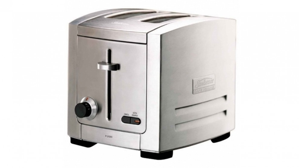 Sunbeam Cafe Series 2 Slice Toaster
