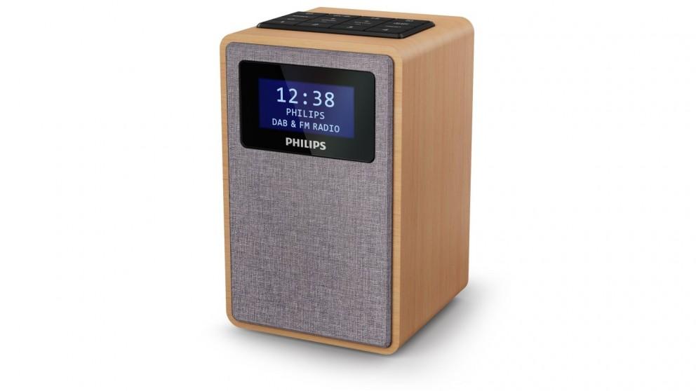 Philips Alarm Clock Radio with DAB+/FM