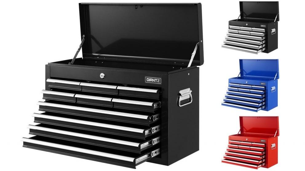 Giantz 10 Drawers Tool Box Storage Chest