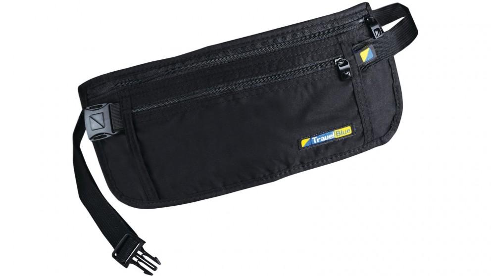 Travel Blue Ultra Slim Money Safe Travel Wallet